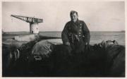 Jakob Schmitt in der Normandie