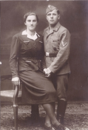 Jakob und Maria Schmitt, 1940/41