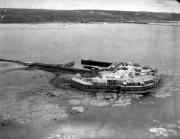Ille Pelle aus der Luft, 1945